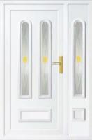 Kétszárnyú bejárati ajtók