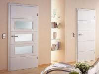Fehér dekor beltéri ajtók