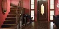 Lépcsőházi bejárati ajtók